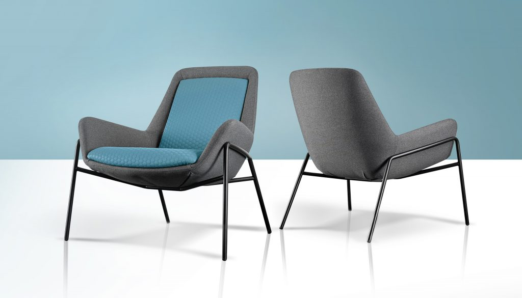 Klyro Low Back Single Seater - Gresham